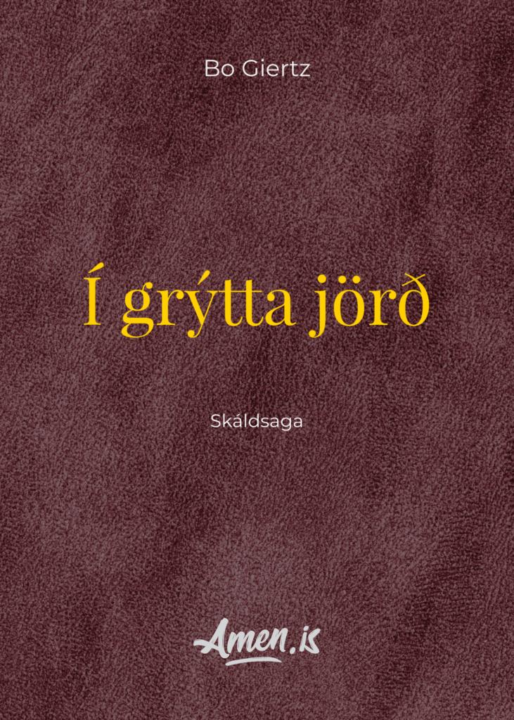 Í grýtta jörð